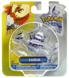 Pokemon Johto Edition Single Pack - Lugia by Jakks. $30.95. Pokemon Johto Edition Single Pack. For age 4 and up. Features Lugia, Ho-oh, Arceus, Wooper, Heracross, Sneasel, Quagsire, Electabuzz, Meowth, and Misdreavus (Each sold separately). Collect them all. Pokemon Johto Edition Single Pack - Features Lugia, Ho-oh, Arceus, Wooper, Heracross, Sneasel, Quagsire, Electabuzz, Meowth, and Misdreavus (Each sold separately).