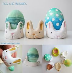 Build terrible flats bunnies from polymer clay! | Do it yourself - Construction DIY - Do it yourself