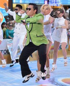 Psy's Gangnam Style: A Brief Sartorial Analysis