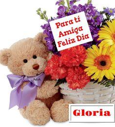Gloria Feliz Dia @));->--