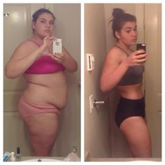 -110lbs in one year!                                                       …