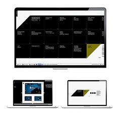 Sciencewerk 3.0 on Web Design Served