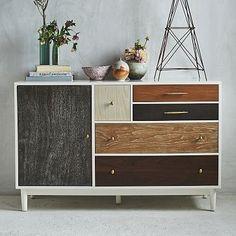 Patchwork Dresser - Multi