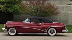 1953 Buick Skylark Convertible 2