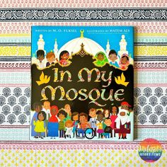 """This marvelous, welcoming book on mosques, Muslims, and Islam is a must, offering foundational knowledge on the world's second largest religion."" —School Library Journal (starred review) 📸 @inclusivestorytime"