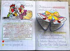 Notebook Design, Interactive Notebooks, Bullet Journal, School, English Class, Early Education, First Day, Spring
