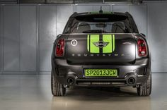 MINI John Cooper Works Countryman ALL4 Dakar Winner 2013 - Autoblog Japan