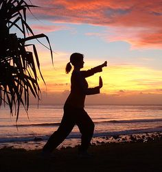 Tai Chi: A Moving Meditation...this is my next  form of exercise to try :)