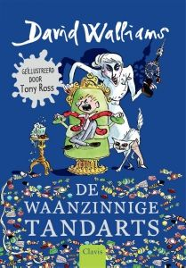 Kinderboek - De Waanzinnige Tandarts