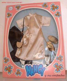 Nancy Doll, Barbie, Dolls, Facebook, Retro, Vintage, Pudding, Bottles, Flower