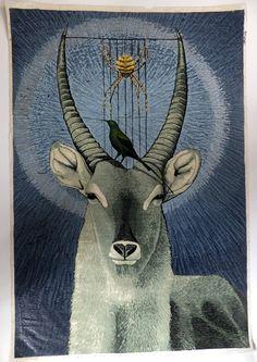 John Moore Illustration Animals, Make Art, Artsy Fartsy, Printmaking, Animal Pictures, Mythology, Fairy Tales, Museum, African