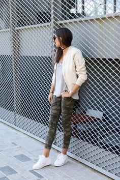 blog mode tendance 2016 bomber beige
