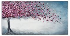 Buy Blossom Breeze, Acrylic painting by Amanda Dagg on Artfinder. Discover thousands of other original paintings, prints, sculptures and photography from independent artists.