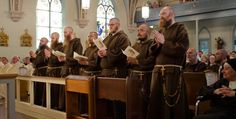 The Franciscan Brothers Minors fort Wayne, IN My awesome Brothers! This order is the only order of Friars Minor that lives the original 1221 rule of St. Francis.