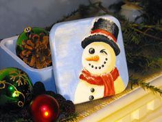 Hey, I found this really awesome Etsy listing at https://www.etsy.com/listing/167874447/wooden-snowman-hand-painted-acrylic