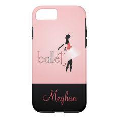 Young Ballerina iPhone 7 Case