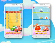 "Check out new work on my @Behance portfolio: ""Дизайн игры JellyCarJump"" http://be.net/gallery/53531225/dizajn-igry-JellyCarJump"