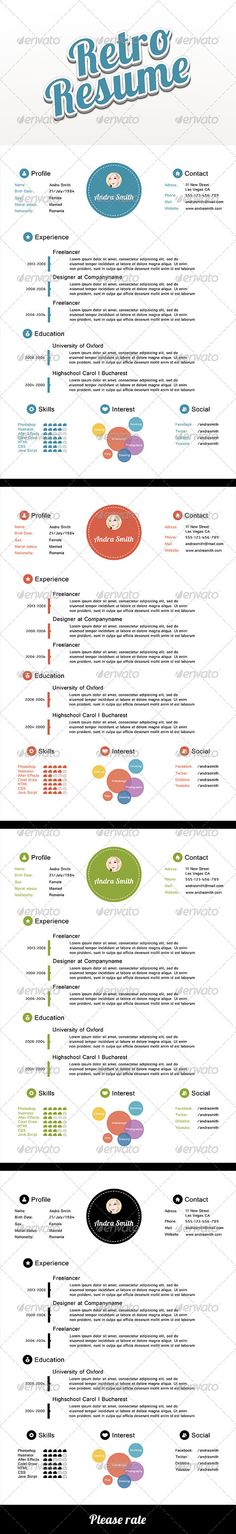 Marketing Student Resume Infographic personal development - resume dos and donts
