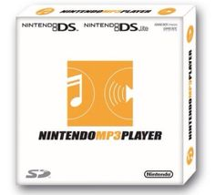 Nintendo MP3 Player - DS