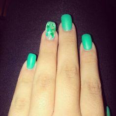 #verde #effettomarmorizzato