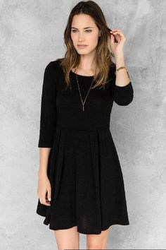 Sinclaire Sweater Dress $48.00