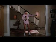 Tom Cruise dances to Old Time Rock and Roll by Bob Seger! Bob Seger, Risky Business Dance, Risky Business Costume, Shall We Dance, Just Dance, Katie Holmes, Nicole Kidman, Tom Cruise Dance, Best Tom Cruise Movies