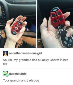 Maarineeete! Why can't you be my grandma!