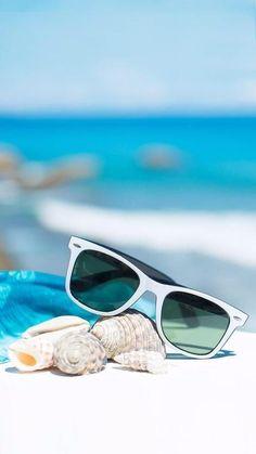 Summer Feeling, Summer Vibes, Summer Beach, Summer Fun, Blue Beach, Style Summer, Happy Summer, Beach Bum, Summer Colors