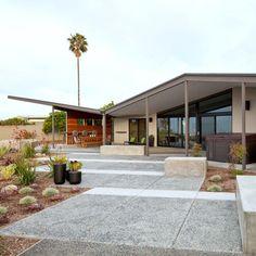 San Diego Mid-Century Modern Renovation by Silva Studios Architecture
