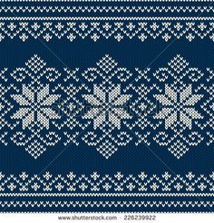 Winter Holiday sweater design on the wool knitted texture. Seamless pattern Winter Holiday sweater design on the wool knitted texture. Seamless pattern Always aspired to learn to knit, nevertheles. Knitting Charts, Loom Knitting, Knitting Stitches, Knitting Designs, Pullover Design, Sweater Design, Cross Stitch Borders, Cross Stitch Patterns, Tejido Fair Isle