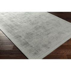 Artistic Weavers Silk Route Rainey Hand-Loomed Charcoal Area Rug