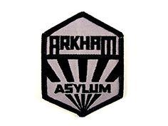 BATMAN Arkham Asylum Sanatorium Uniform Logo PATCH Main S... https://www.amazon.com/dp/B001QQ35Y0/ref=cm_sw_r_pi_dp_x_mNd9xbSBD5NT3