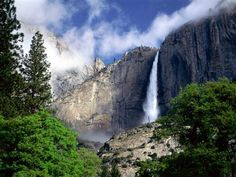 ...visit Yosemite National Park