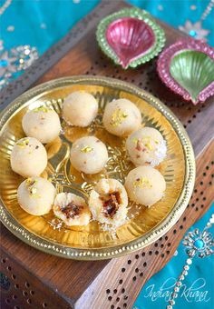 Coconut-Khoya-Gulkand-Ladoo-Recipe2 by Priti_S, via Flickr
