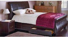 Homebase - Schreiber Lancelot Double Bed (FAVOURITE)