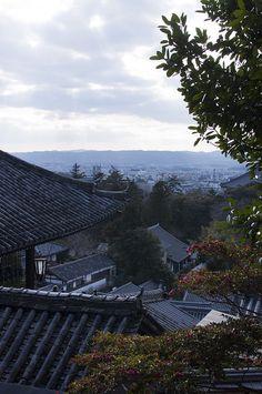 mizunokisu:  @Nigatsu-do, Todai-ji, Nara, 二月堂, 東大寺 by hyas_private on Flickr.