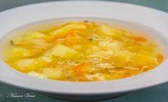 O ciorba de cartofi ardeleneasca usor de facut, foarte gustoasa si mai ales ideala pentru pranz.Aceasta reteta ciorba de cartofi ardeleneasca, se prepara astfel