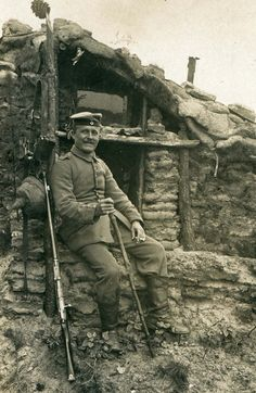 Western Front, July 1915.