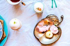 Bordje appel- Paastafel geïnspireerd door Emily Quinton- http://www.mylucie.com- easter table- flatlay- table setting