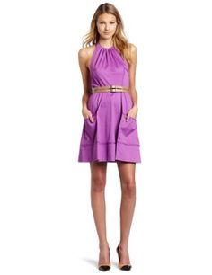 Jessica Simpson Women's Halter Dress With Pockets, Dewberry, 12 Jessica Simpson,http://www.amazon.com/dp/B006WM4HR2/ref=cm_sw_r_pi_dp_tw9rrb1SHCDKFT6F