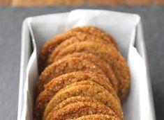 Μπισκότα ζάχαρη και κανέλα |Infokids.gr Banana Bread, Biscuits, Good Food, Brunch, Food And Drink, Sweets, Cookies, Cake, Desserts
