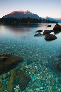 Lake Wakatipu -  Queenstown, Otago, New Zealand