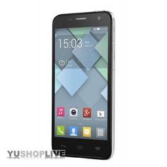 Alcatel One Touch idol mini 6012D silver Android 8GB Dual-SIM HSPA+ NEU & OVP