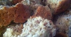 Karringmelkbeskuit – Buttermilk Rusks Recipe
