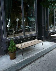 FFFFOUND! | Panka Indoor/ outdoor bench by filos on Etsy