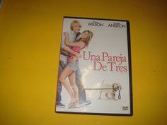 Pelicula en DVD-UNA PAREJA DE TRES-buen estado