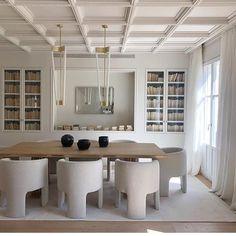 Dining Room Inspiration, Interior Inspiration, Estilo Interior, Interior Minimalista, Beautiful Interior Design, Minimalist Interior, Modern Minimalist, White Rooms, Dining Room Design