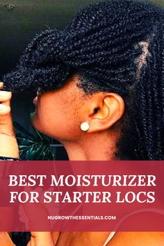 moisturizer formulated to hydrate and nourish the hair and scalp Natural Hair Braids, How To Grow Natural Hair, Curly Hair Routine, Hair Care Routine, Long Hair Tips, Hair Care Tips, Just Natural Products, Curly Hair Styles, Natural Hair Styles