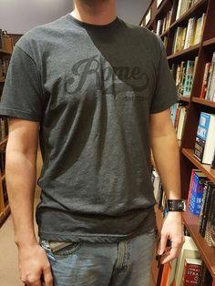 Rome Tshirt Est 753BC  Ancient Rome clothing https://historytees.net/