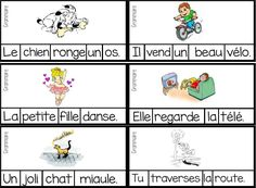 Atelier individuel sur les natures et/ou la fonction verbe - Le cartable de Prune Summer Camp Activities, French Education, French Grammar, Teachers Corner, French Classroom, French School, French Immersion, Teaching French, Learn French